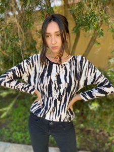 Fashion Top Made in South Africa