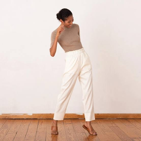linen pants made in South Africa